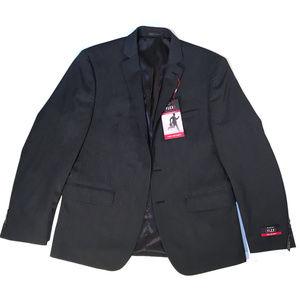 Van Heusen Flex Suit Jacket Size 42S No Buttons